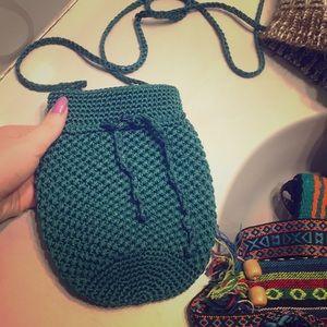 Super cute and tiny boho purse